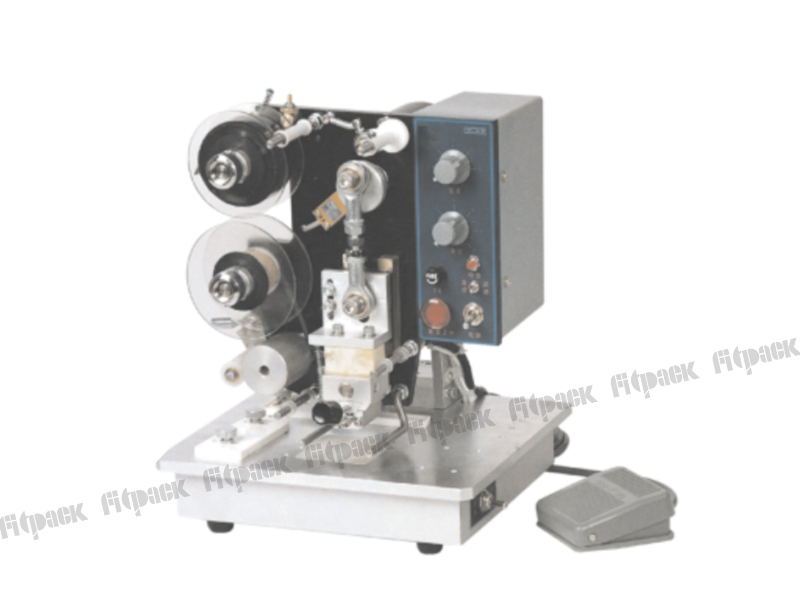 Hot Ribbon Coding Machine