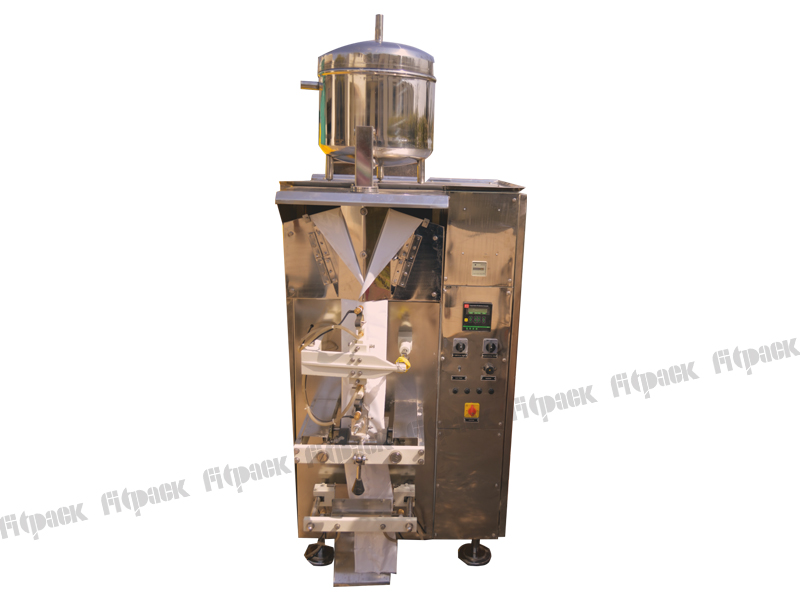 Pouch Packing Machine for Liquid FFS-LD-SI