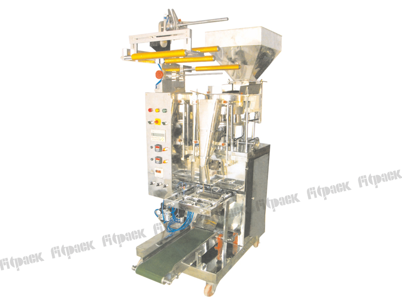 FFS Pneumatic with cup filling system